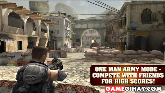 Tải game bắn súng Frontline Commando cho iPhone và iPad + Hình 3