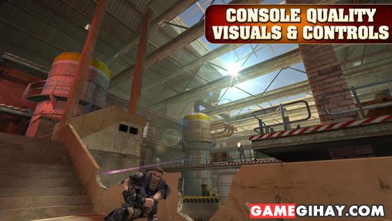 Tải game bắn súng Frontline Commando cho iPhone và iPad + Hình 4
