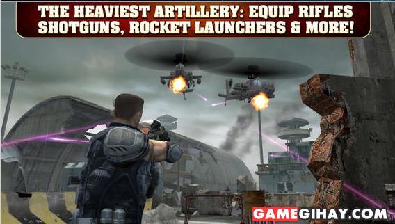 Tải game bắn súng Frontline Commando cho iPhone và iPad + Hình 5