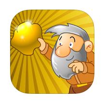 Tải dao vang – Trò chơi đào vàng trên điện thoại iPhone