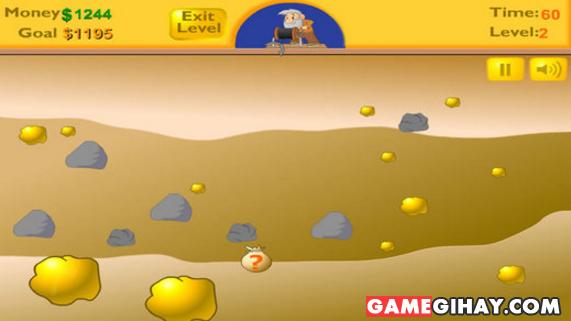 Tải dao vang - Trò chơi đào vàng trên điện thoại iPhone + Hình 4