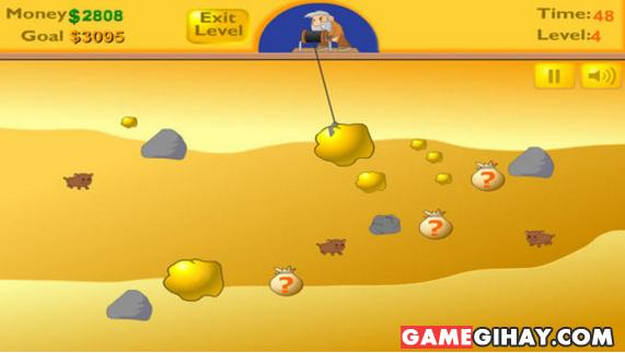 Tải dao vang - Trò chơi đào vàng trên điện thoại iPhone + Hình 5