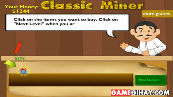 Tải dao vang - Trò chơi đào vàng trên điện thoại iPhone + Hình 6