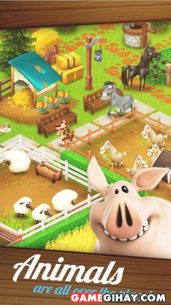 Tải game nông trại Hay Day cho điện thoại iPhone và iPad + Hình 4