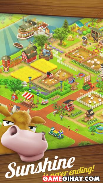Tải game nông trại Hay Day cho điện thoại iPhone và iPad + Hình 5