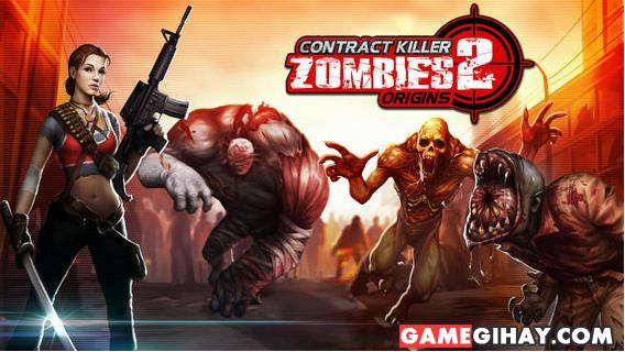 Tải game tiêu diệt Ck Zombie 2 cho điện thoại iPhone và iPad + Hình 2