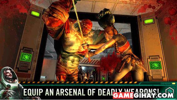 Tải game tiêu diệt Ck Zombie 2 cho điện thoại iPhone và iPad + Hình 4