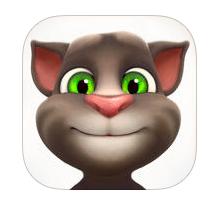 Tải game mèo nhại tiếng người Talking Tom Cat cho iPhone, iPad