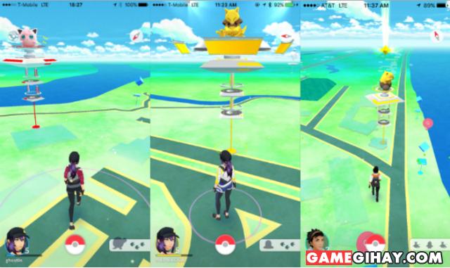 Cách lên cấp và bắt được Pokemon quý không cần nạp tiền + Hình 2