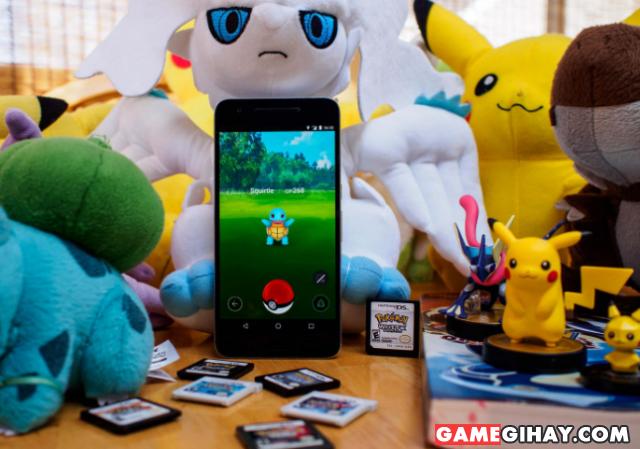 Yêu cầu cấu hình điện thoại để tải cài đặt game Pokemon GO + Hình 4