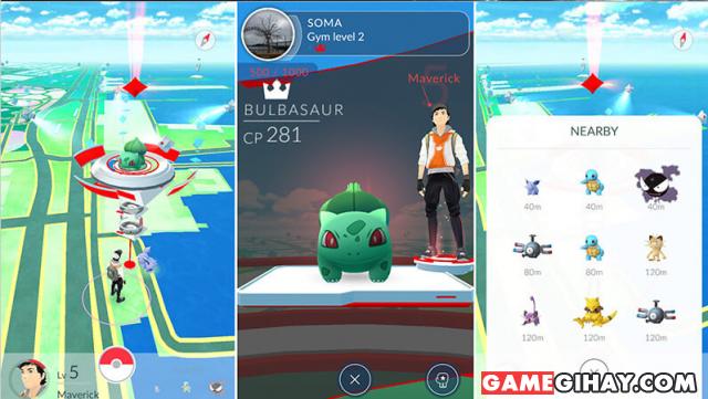Yêu cầu cấu hình điện thoại để tải cài đặt game Pokemon GO + Hình 5