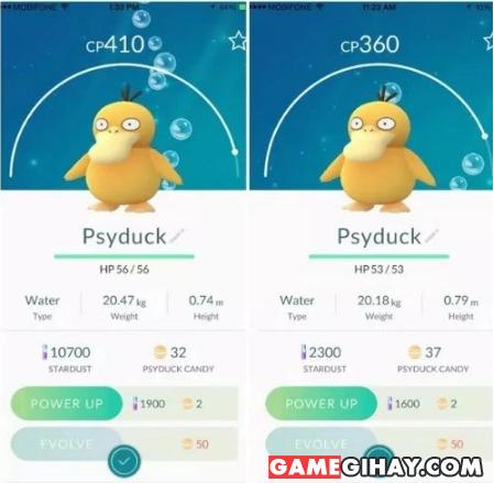 Cách tiến hóa Pokemon GO hiệu quả nhất + Hình 4