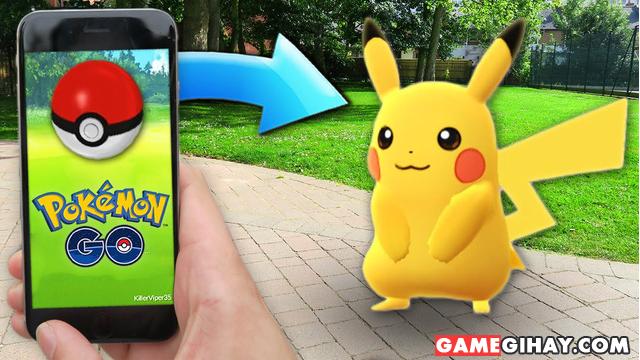 Hướng dẫn săn pokemon trong trò chơi POKEMON GO + Hình 4
