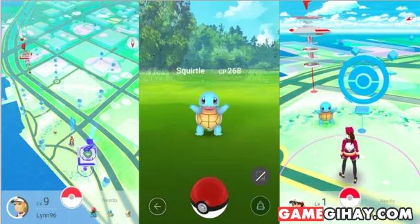 Một số thuật ngữ trong game nhập vai Pokémon GO trên Mobile + Hình 5