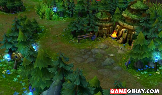 Summoner's Rift - Bản đồ bí ẩn trong game Liên Minh Huyền Thoại + Hình 9