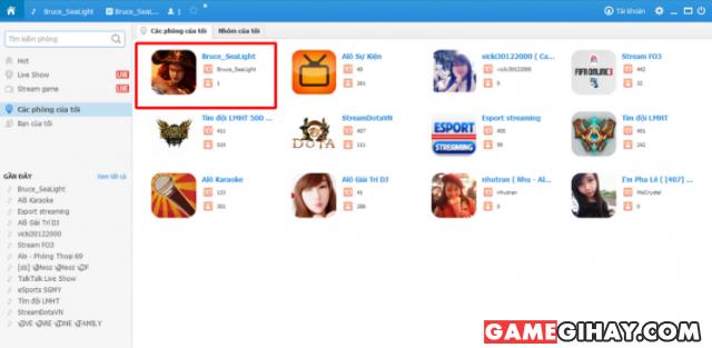 Cách sử dụng phần mềm Garena đơn giản nhất để chơi game + Hình 10