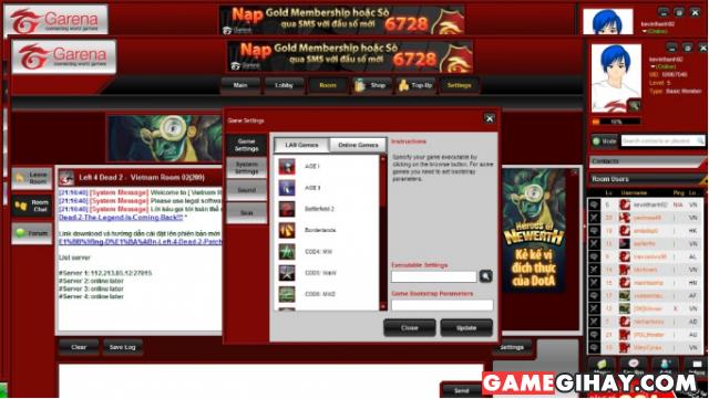 Cách sử dụng phần mềm Garena đơn giản nhất để chơi game + Hình 13
