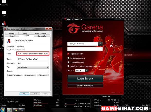 Một số thông tin thường gặp khi sử dụng tài khoản Garena + Hình 3