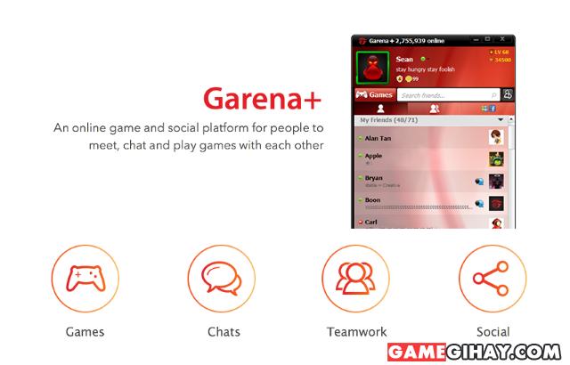 Một số thông tin thường gặp khi sử dụng tài khoản Garena + Hình 11