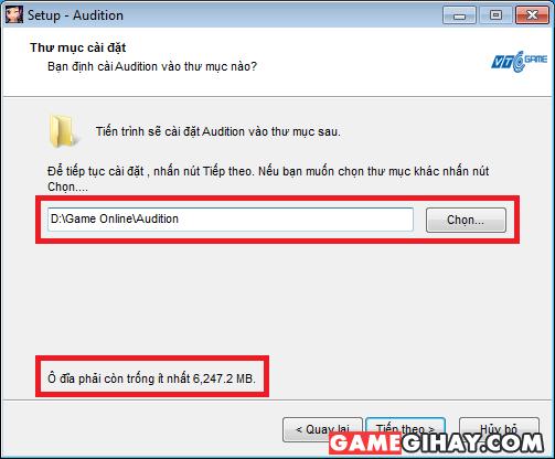Cách cài đặt game New Audition cho máy tính Windows + Hình 8