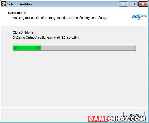 Cách cài đặt game New Audition cho máy tính Windows + Hình 10