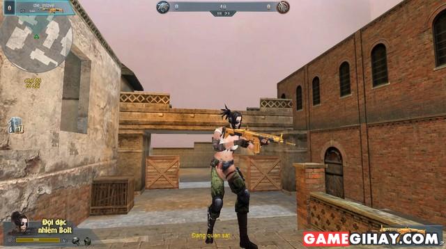 Thông báo trang hỗ trợ chơi game Truy Kích Online trên Webgame + Hình 2
