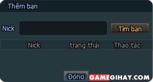 Làm quen với một số tính năng cơ bản trong game Truy Kích + Hình 3