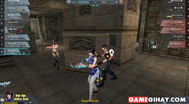 Hướng dẫn tham gia Clan trong game truy kích + Hình 4