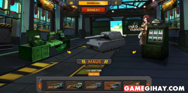 Tìm hiểu đôi nét về game bắn xe tăng - World of Tanks + Hình 2