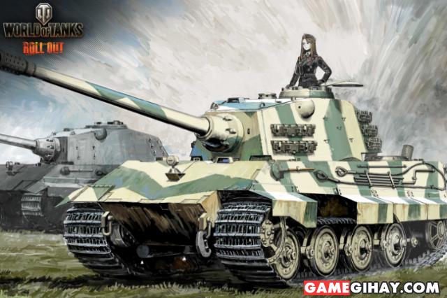 Tìm hiểu đôi nét về game bắn xe tăng - World of Tanks + Hình 4