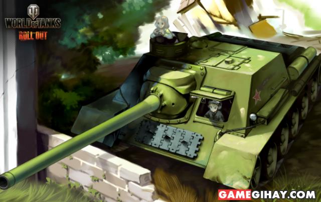 Tìm hiểu đôi nét về game bắn xe tăng - World of Tanks + Hình 5