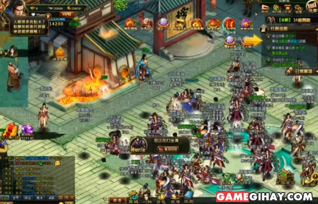 Tìm hiểu Webgame Độc Bộ Thiên Hạ + Hình 6