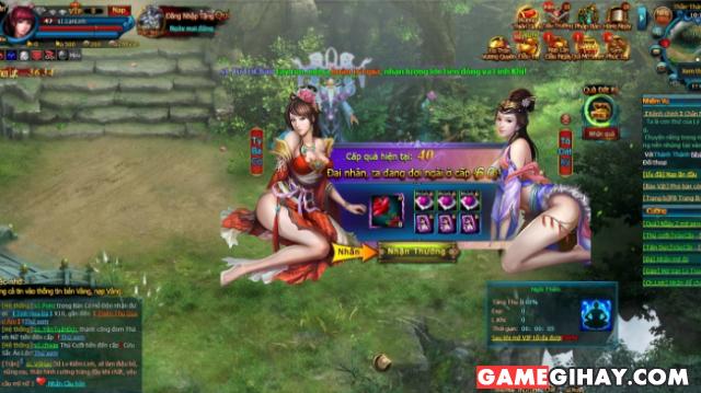 Giới thiệu Webgame Tiên Hiệp TAM TỘC CHIẾN + Hình 4