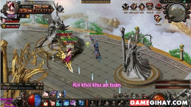 Tìm hiểu Webgame Đại Náo Thiên Cung + Hình 2