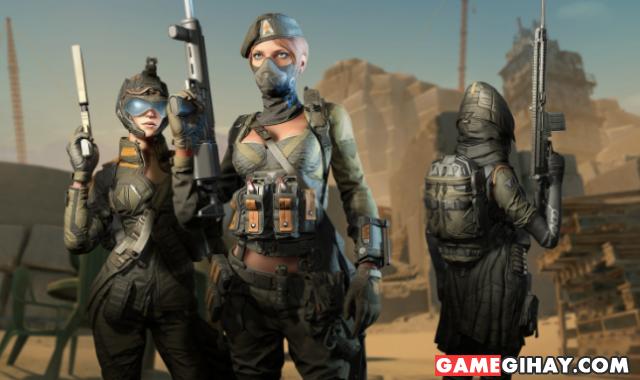 Tìm hiểu tựa game bắn súng góc nhìn thứ nhất - Warface + Hình 3