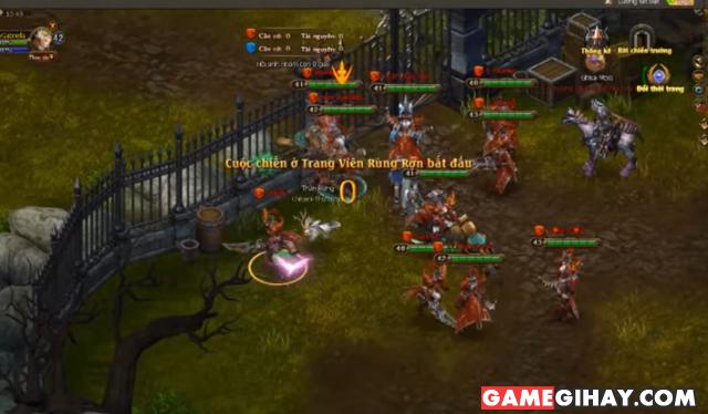 Giới thiệu webgame nhập vai Bạo Phong + Hình 2