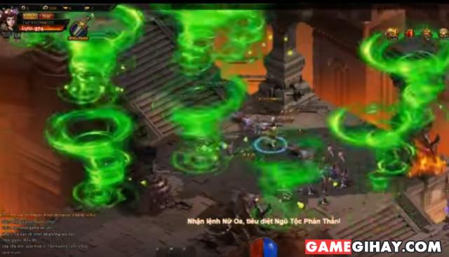 Tìm hiểu Webgame nhập vai Ngạo Thiên + Hình 3