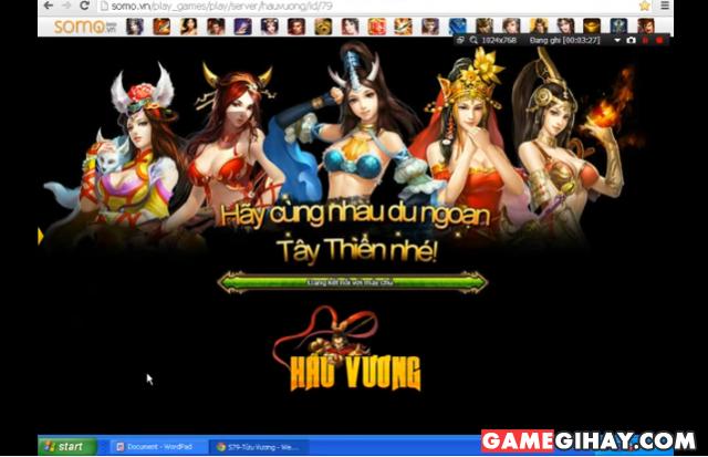 Tìm hiểu webgame nhập vai Hầu Vương + Hình 2