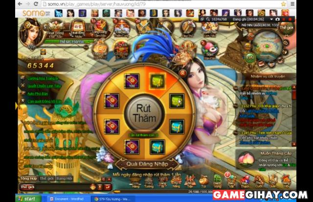 Tìm hiểu webgame nhập vai Hầu Vương + Hình 3