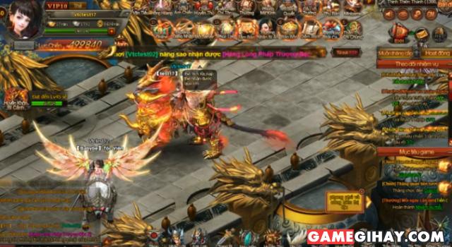 Giới thiệu Webgame nhập vai Trảm Ma + Hình 2