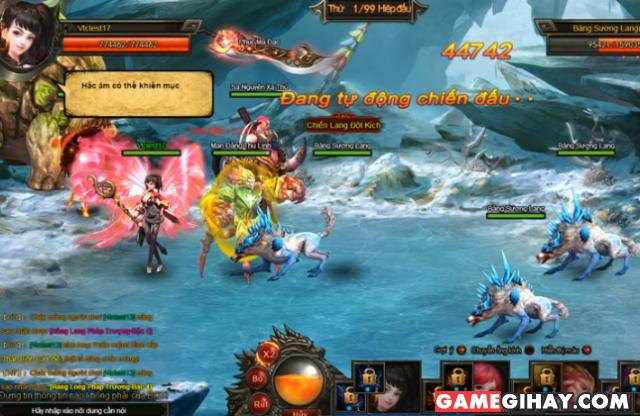 Giới thiệu Webgame nhập vai Trảm Ma + Hình 4