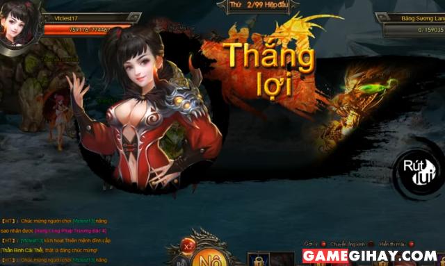 Giới thiệu Webgame nhập vai Trảm Ma + Hình 5