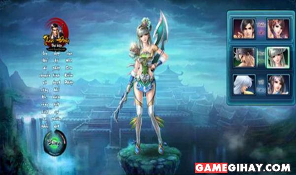 Giới thiệu Webgame Thần Long Đại Hiệp + Hình 2