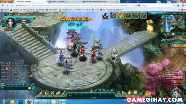 Giới thiệu Webgame Thần Long Đại Hiệp + Hình 3