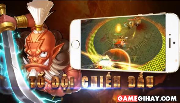 Giới thiệu game mobile online Chiến thần DotA + Hình 2