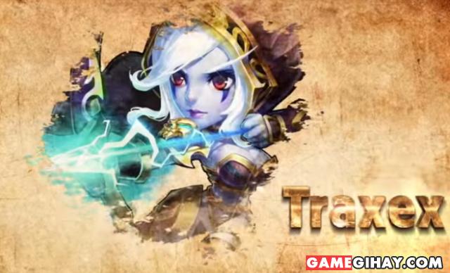 Giới thiệu game mobile online Chiến thần DotA + Hình 3