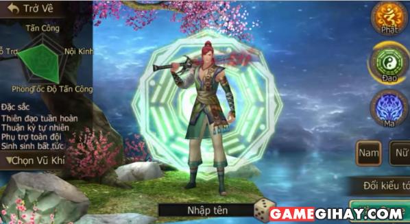 Giới thiệu game online Song long Truyền Kỳ Mobile + Hình 2