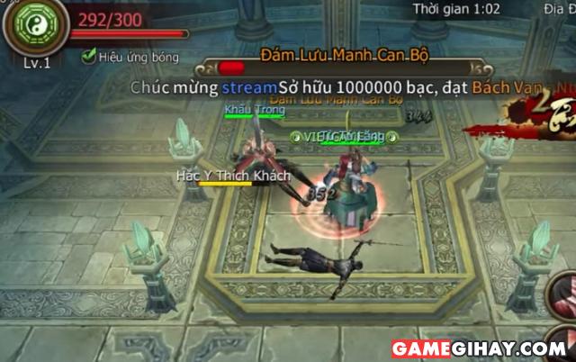 Giới thiệu game online Song long Truyền Kỳ Mobile + Hình 4