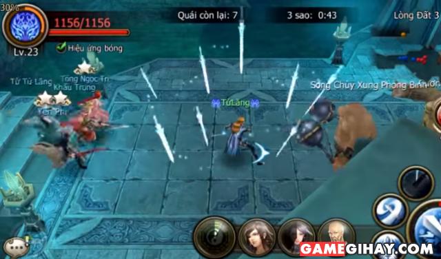 Giới thiệu game online Song long Truyền Kỳ Mobile + Hình 5