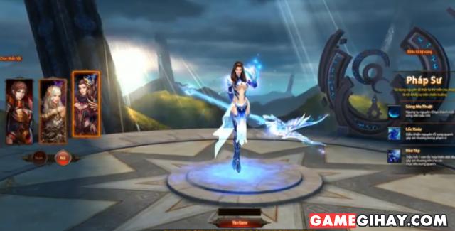 Giới thiệu Webgame 3D Hắc Ám Chi Quang + Hình 2